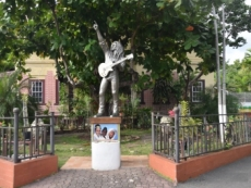 huis van Bob Marley in Kingston Jamaica